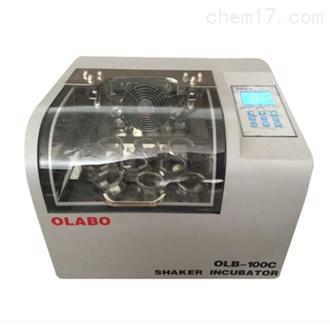 OLB-100B恒温振荡器摇床转速可达400rpm