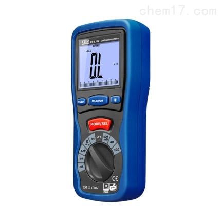 深圳华盛昌DT-5302数字低电阻测量仪厂家