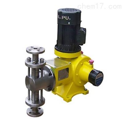 爱力浦柱塞泵计量泵J1.6A