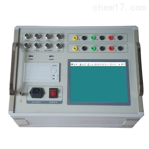 高壓開關高性能機械特性測試儀設備