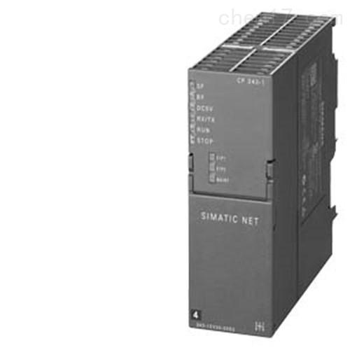 6GK7343-1CX10-0XE0西门子通信处理器