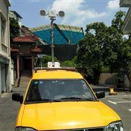 移动升降消防应急照明装置 车顶升降灯