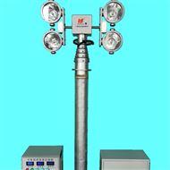 上海河圣 气动升降杆照明装置 车载照明设备