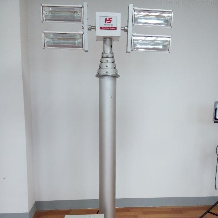 河圣牌 气动升降杆照明装置 5000W照明灯