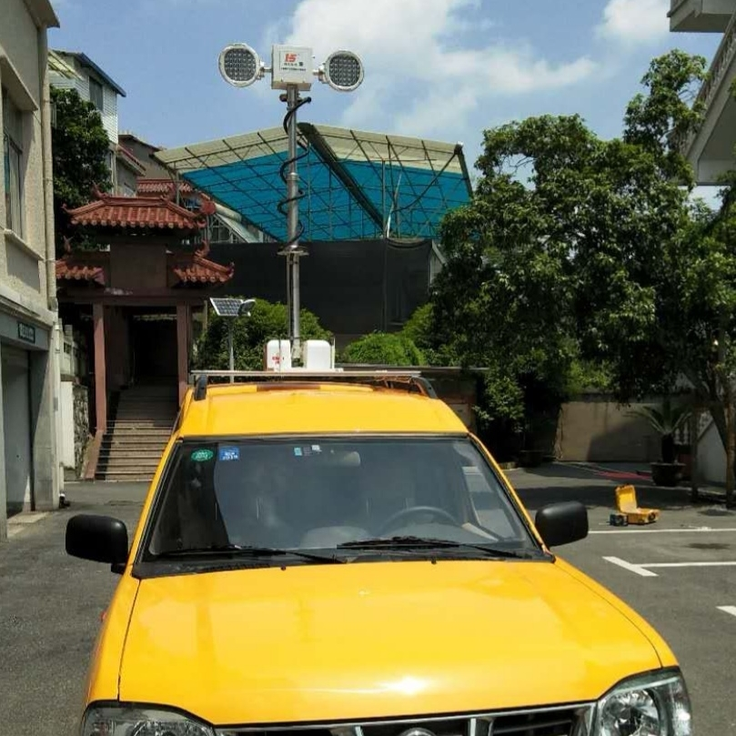 上海河圣 消防应急移动照明灯 车载照明