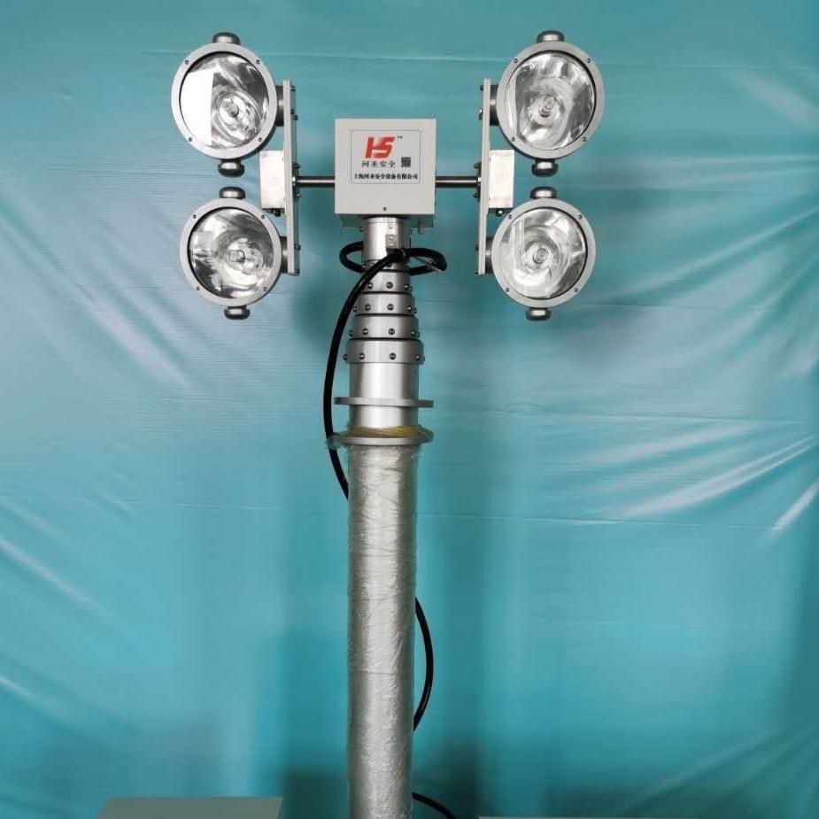 河圣牌 车载移动照明设备 5000W照明灯