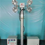 河圣安全 排涝车应急照明设备 8灯头照明灯