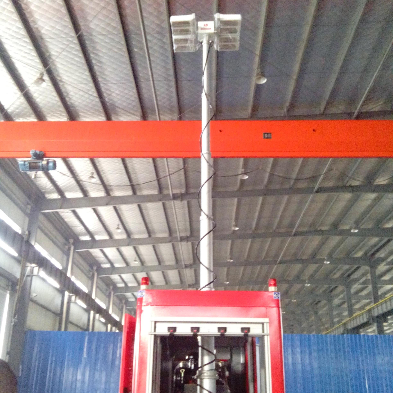 3米6米-20米升降杆通信车照明应急指挥车