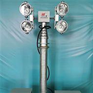车载升降照明灯-视频监控气动升降杆 河圣牌