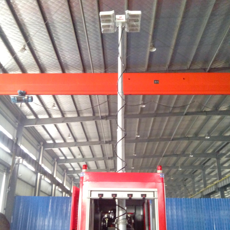 汽车照明系统-移动升降灯-车载照明灯升降杆