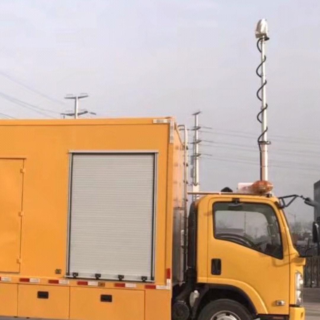 多功能移动升降式消防智能照明装置 河圣牌