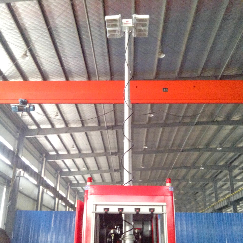 车载移动照明设备、消防应急照明装备