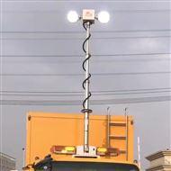 4000W金卤灯 带摄像机升降灯 车内显示器