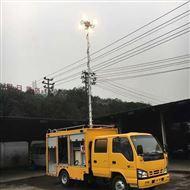 移动升降照明装置 便携式探照灯