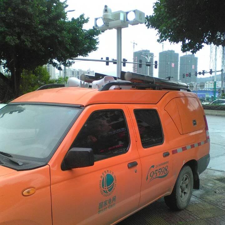 车载升降探照灯、应急升降照明系统、