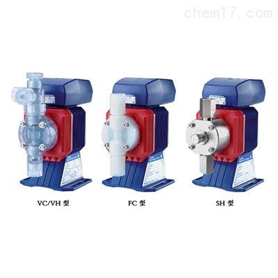 易威奇电磁计量泵EHN系列