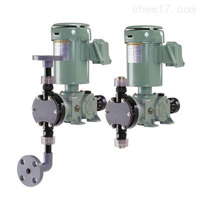 IWAKI易威奇机械隔膜加药泵LK系列