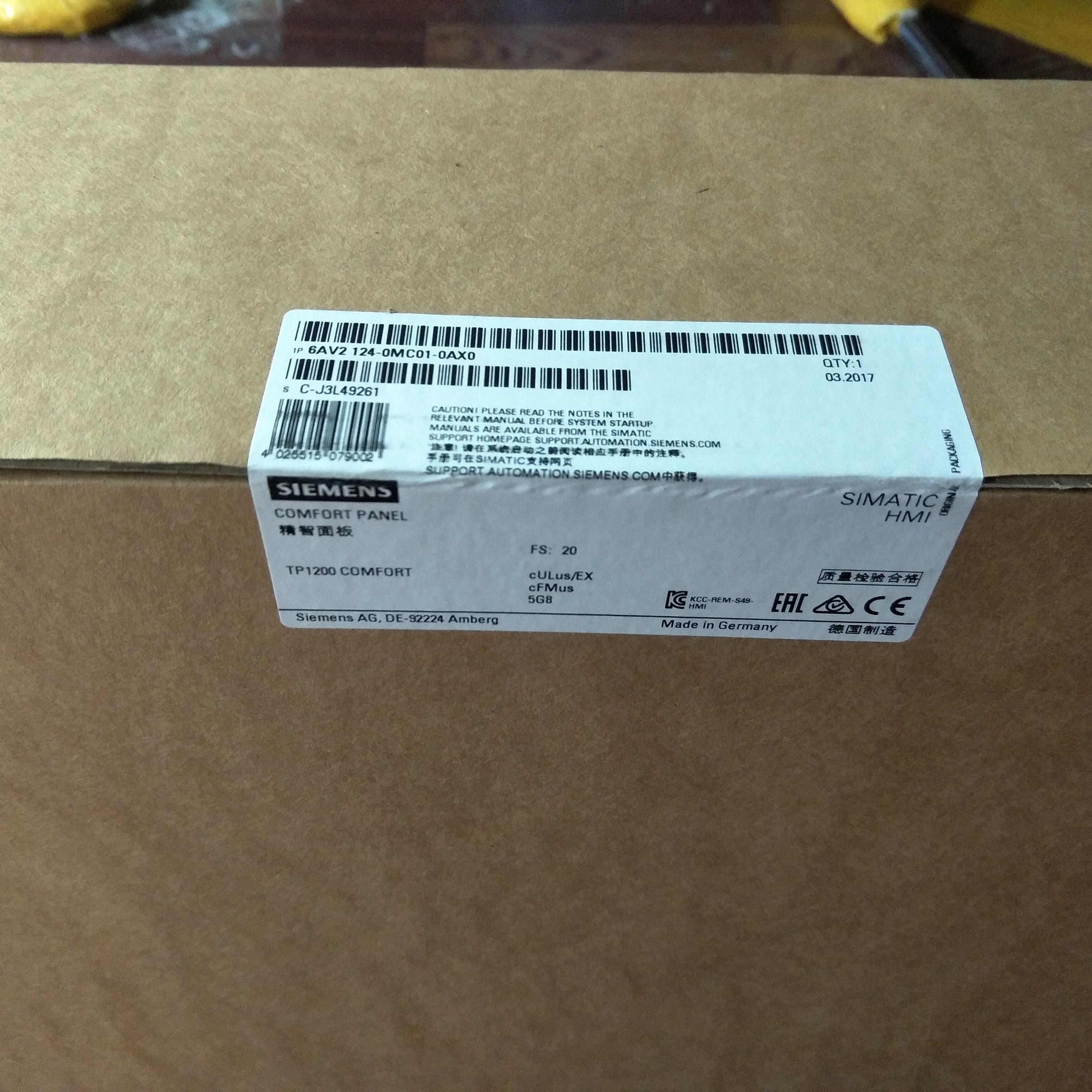 安顺西门子TP1500触摸屏模块代理商