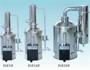 不锈钢蒸馏水器DZ10