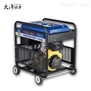 300A双缸柴油发电焊机技术资料