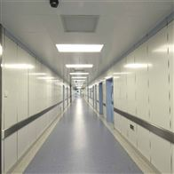 HZD青岛实验室洁净灯的设计安装