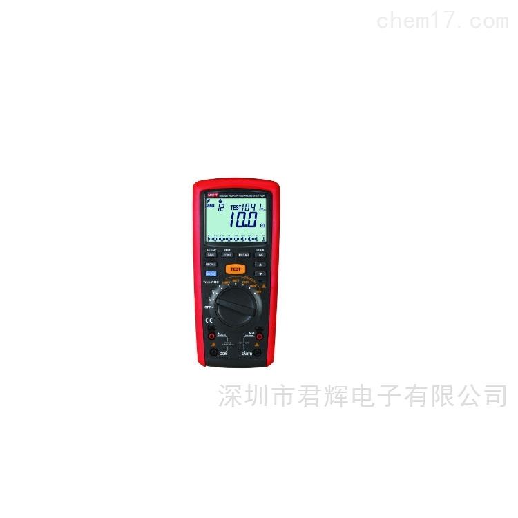 UT505手持式绝缘电阻测试仪