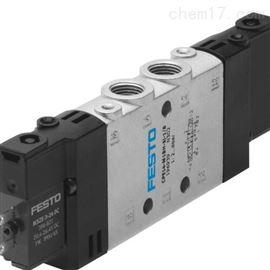CPE24-M2H-5/3G-QS-12德国FESTO电磁阀相关数据170313