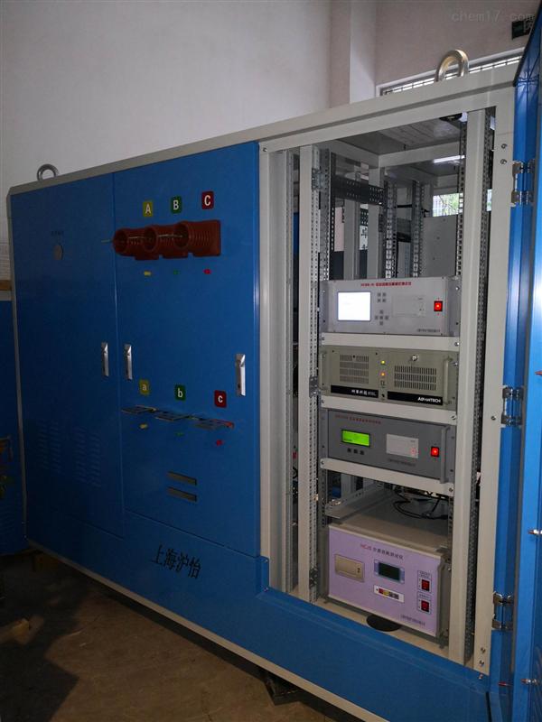 自动变压器性能综合测试台