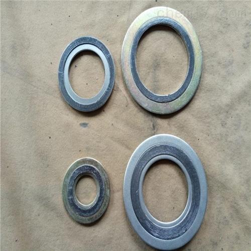 304不锈钢外加强环金属缠绕垫片现货