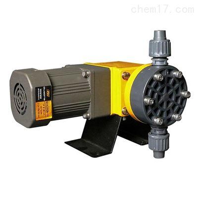 机械驱动计量泵GS系列