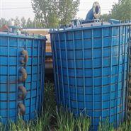 低价出售各种规格二手20平方搪瓷片冷凝器