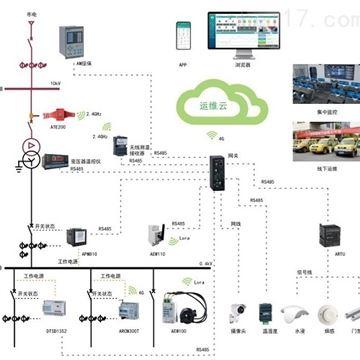 AcrelCloud-1000變電所電力運維係統
