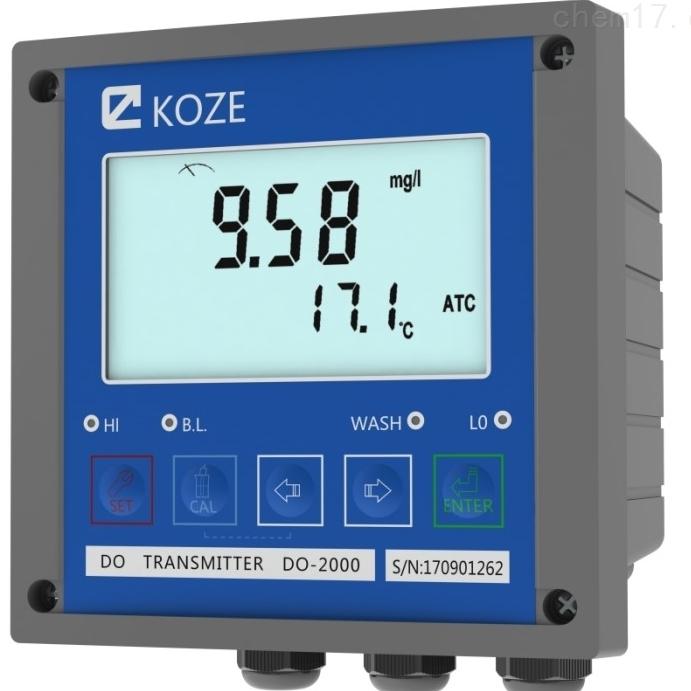 在线溶解氧测定仪DO-2000