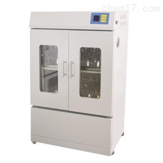HZQ-X500C大型恒温振荡器摇床液晶屏