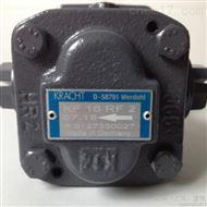 KF16RF1-D15德国克拉克KRACHT齿轮泵*特价