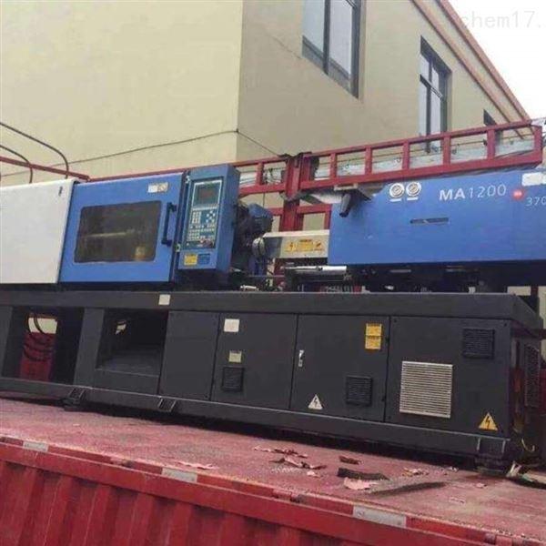 有一台二手甬江伺服500吨注塑机能值多少钱
