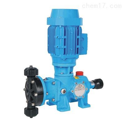 哈欧时机械加药隔膜计量泵HD系列