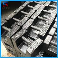 咸宁25kg铸铁砝码批发