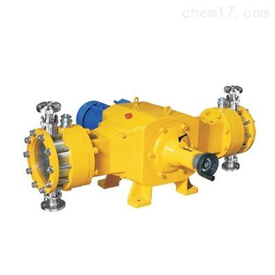大流量液压隔膜计量泵HY-T2