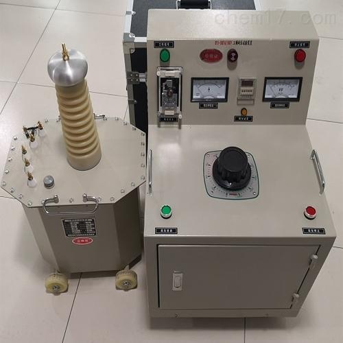 电力承试四、五级资质/工频耐压试验装置