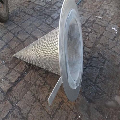 锥形过滤器质量保障