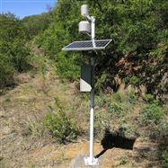 JYB-FY景觀湖畔空氣負氧離子監測設備無線連接大屏
