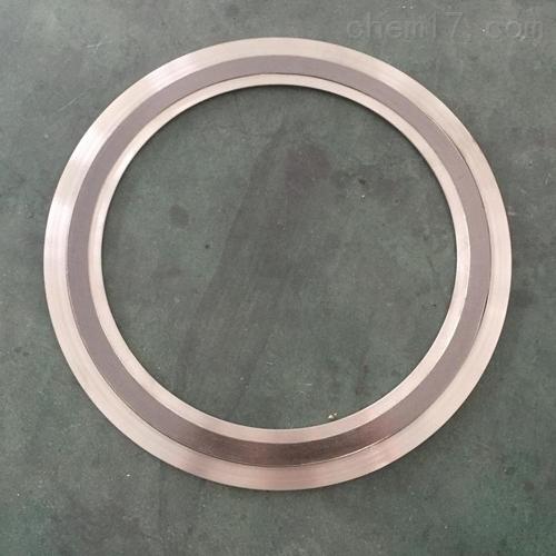柔性石墨不锈钢304金属缠绕垫片生产地址