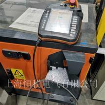 KUKA上门修复KUKA机器人示教器上电启动没反应维修技巧