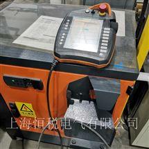 KUKA厂家维修KUKA机器人示教器无法建立KRC的连接维修