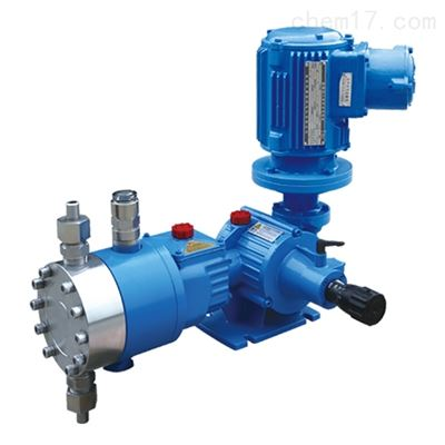 德帕姆液压隔膜计量泵DP(M)WA