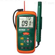 温湿度计+红外测温仪