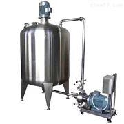 出售不锈钢储罐批发 厂家定做搅拌罐