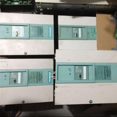 西门子直流变频器报警F030当天成功解决