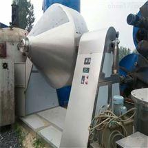 二手5000升搪瓷双锥干燥机
